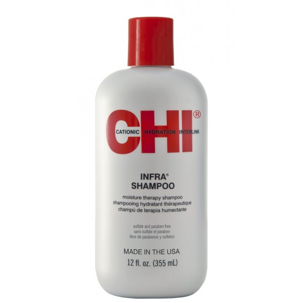 CHI Shampooing hydratant thérapeutique INFRA 355ml