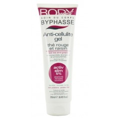 Gel anti-cellulite Thé rouge et Raisin 250ml