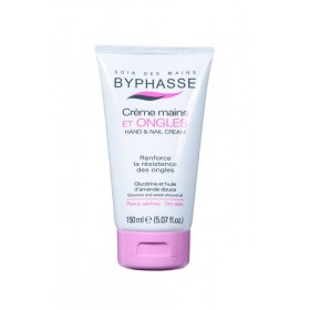 BYPHASSE Crème mains et ongles 150ml