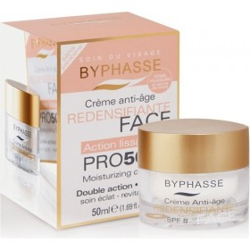 BYPHASSE Crème anti-âge redensifiante 50ml (PRO50ans)