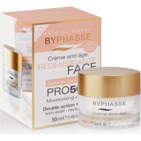 BYPHASSE Crème anti-âge redensifiante 50ml (PRO50ans)