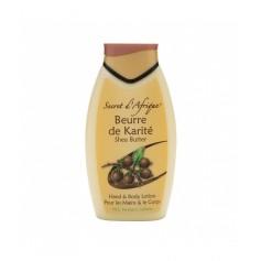 Crème pour le corps et les mains KARITÉ 500ml
