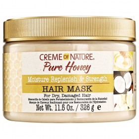 CREME OF NATURE Masque capillaire hydratant PURE HONEY 326g