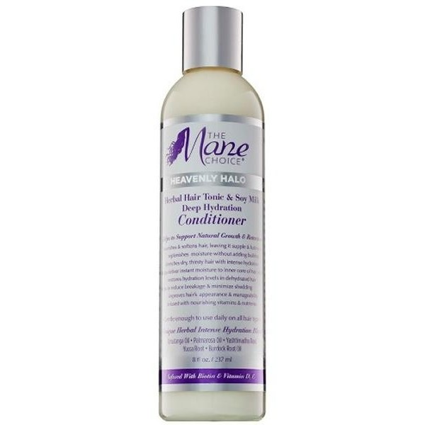 THE MANE CHOICE Après-shampooing hydratant HEAVENLY HALO 237ml