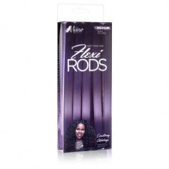 THE MANE CHOICE Bigoudis FLEXI RODS MEDIUM 10pcs