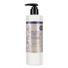 Après-shampooing hydratant BLACK VANILLA 355ml