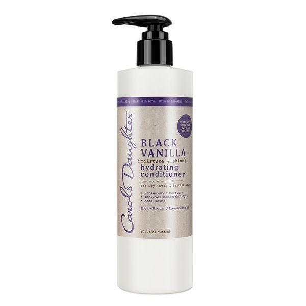 CAROL'S DAUGHTER Après-shampooing hydratant BLACK VANILLA 355ml