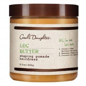 CAROL'S DAUGHTER Beurre capillaire pour nattes, tresses et locks 226g