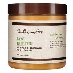 Beurre capillaire pour nattes, tresses et locks 226g (LOC butter)