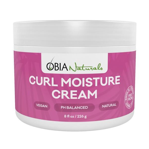 OBIA NATURALS Crème hydratation pour boucles 226g