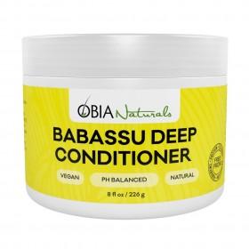 OBIA NATURALS Après-shampooing pour boucles BABASSU 226g