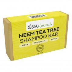 Shampooing solide NEEM & TEA TREE 118ml