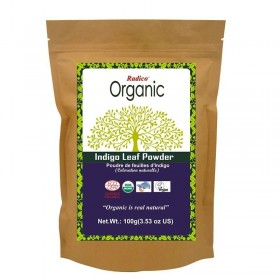 RADICO ORGANIC Leaf powder INDIGO ORGANIC 100g