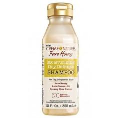 Shampooing pour cheveux secs PURE HONEY 355ml