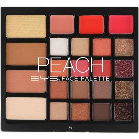 BE YOUR SELF Palette full Make-up PEACH 22g