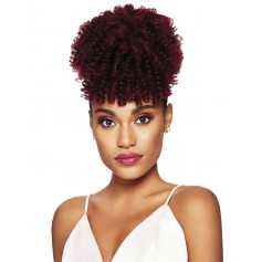 OUTRE postiche CURLETTE MEDIUM (Pineapple Ponytail)