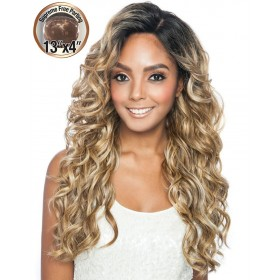 "MANE CONCEPT perruque MLF05 OCEAN BODY 30"" (Lace Front)"