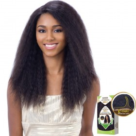 MILKYWAY Naked Brazilian wig NATURAL 201 (Lace Front)