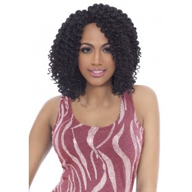 "HARLEM 125 natte COCO WAVE 8"" (Kima Braid)"