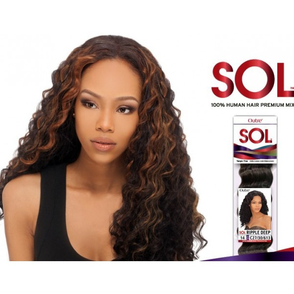 OUTRE tissage LOOSE DEEP (SOL)
