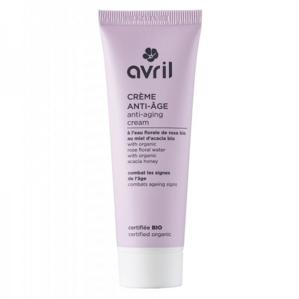AVRIL Crème anti-âge BIO 50ml