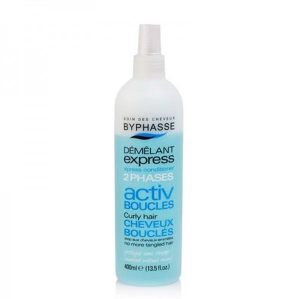 BYPHASSE Spray démêlant pour boucles 400ml