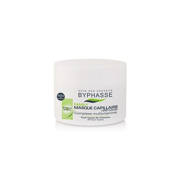 BYPHASSE Masque cheveux family complexe multivita