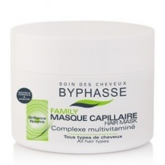 Masque capillaire au complexe multivitaminé 250ml