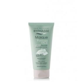 BYPHASSE Masque purifiant visage peaux mixtes Lierre & Bardane 150ml