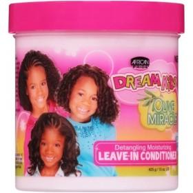 AFRICAN PRIDE Leave-in detangler OLIVE MIRACLE KIDS 425g