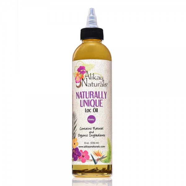 ALIKAY NATURALS Huile spéciale LOCKS 237ml (Naturally Oil)