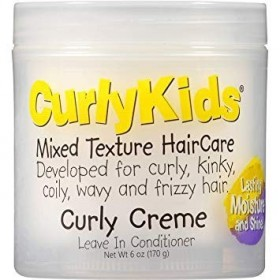 CURLY KIDS Curl Definition Cream 170g (Curly Creme Conditioner)