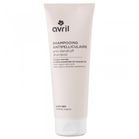 AVRIL Shampooing antipelliculaire ALOE & LAVANDE BIO 250ml