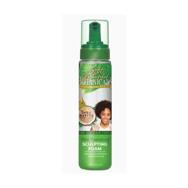 BOTANICALS Styling Mousse for styling 251ml