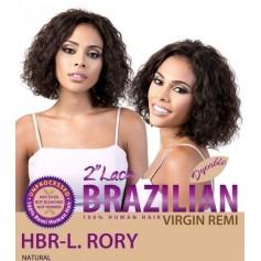 BESHE perruque brésilienne HBR L RORY (Lace Front)