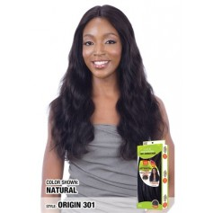 MODEL perruque brésilienne BODY WAVE ORIGIN 301 (Lace front)