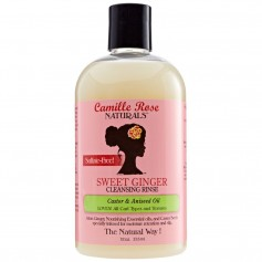 Shampooing sans sulfates au Gingembre 355ml (SWEET GINGER)