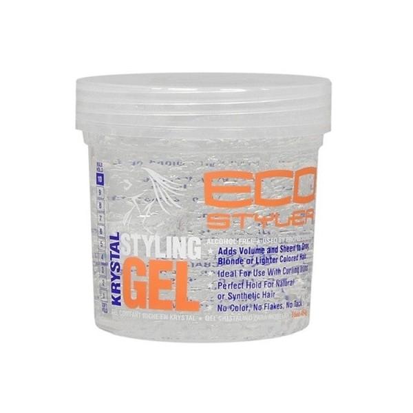 ECO STYLER Maximum Fixing Gel Krystal 236ml