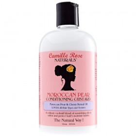 CAMILLE ROSE NATURALS Après-shampooing MOROCCAN PEAR 355ml