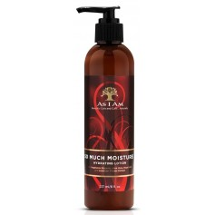 AS I AM Lotion hydratante GLYCERINE ALOE VERA 237ml (SO MUCH MOISTURE)