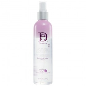 DESIGN ESSENTIALS Moisturizing blow-drying and styling AGAVE&LAVANDE 227g