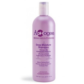 ApHogee Shampooing hydratation profonde 473ml