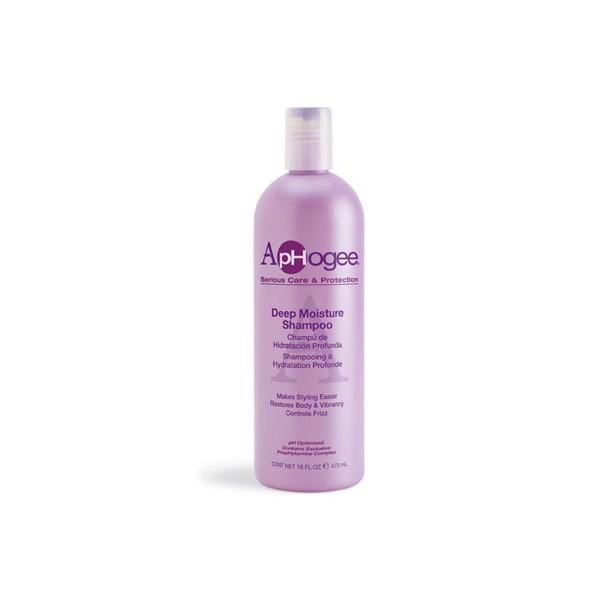 ApHogee Deep Moisture Shampoo 473ml