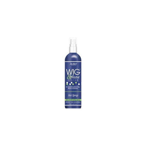 "DEMERT Spray fixant perruques ""Wig Net non Aero"" 236ml *nouveau packaging*"