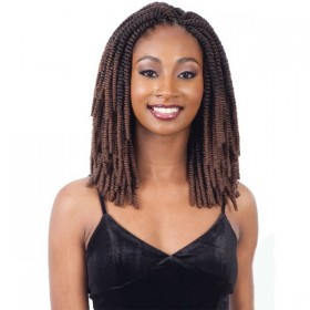 FREETRESS natte 2x AFRO KINKY TWIST