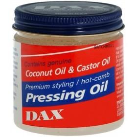 DAX Huile protectrice fer à défriser (pressing oil) 213g