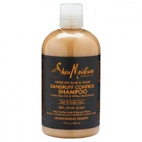 SHEA MOISTURE Shampooing anti-pelliculaire DANDRUFF CONTROL 384ml