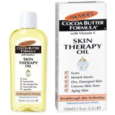 Huile soin réparatrice Beurre de cacao (Skin Therapy oil) 150ml