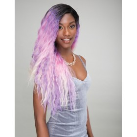 "JANET tissage BRAZILIAN LOOSE WAVE 16""/18""/20"" 3PCS"