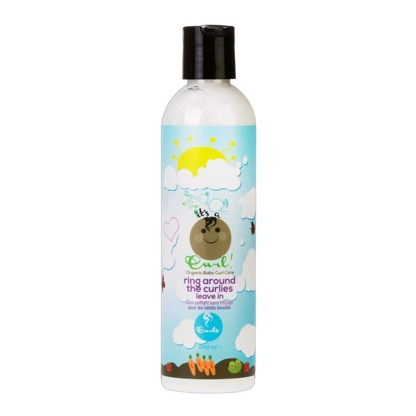 IT S A CURL Soin coiffant sans rinçage RING AROUND THE CURLIES 240ml